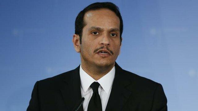 قطر حمله به سفارت آمریکا در بغداد را محکوم کرد