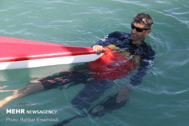 بهار 99 زمان طلایی برای بهبود سهمیه المپیک قایق رانی ایران است