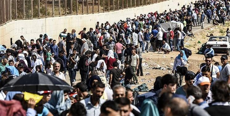 بازگشت 1300 آواره سوری در 24 ساعت اخیر