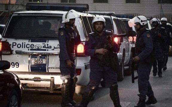 بازداشت 5 شهروند در آستانه انقلاب بحرین