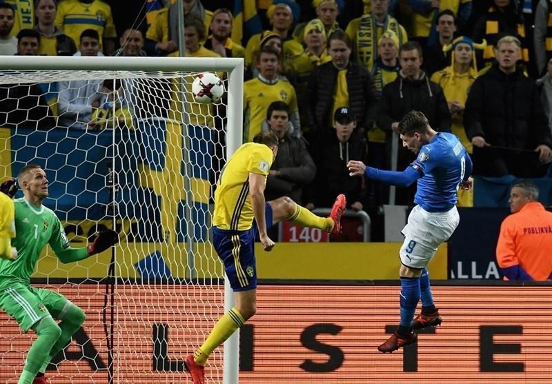 سوئد فاتح راند اول رالی نفس گیر شد، چشم امید ایتالیا به بازی برگشت