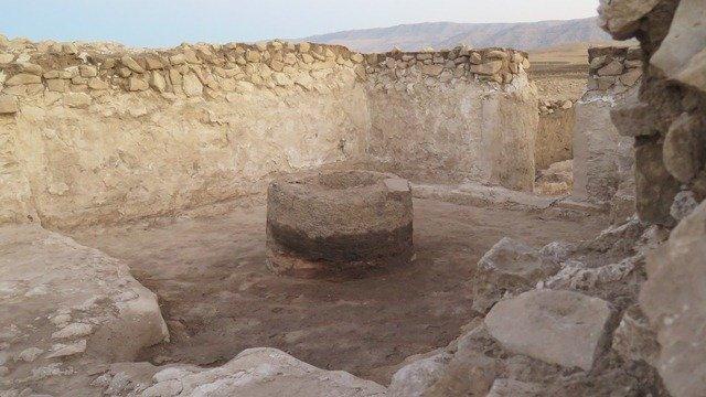ساسانیان در گنبد جهانگیر ایلام