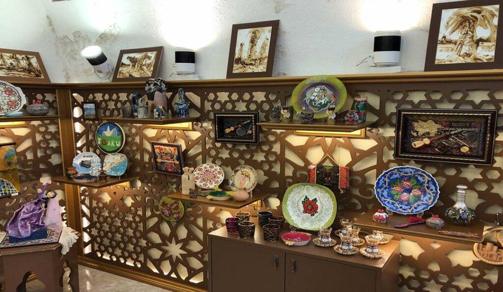 با بهترین سوغاتی های باکو، پایتخت آذربایجان آشنا شوید