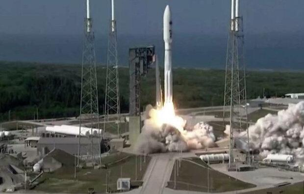 نخستین ماهواره نیروی فضایی آمریکا به فضا رفت