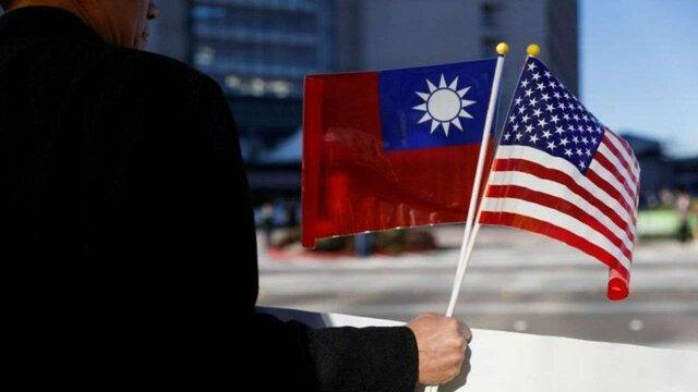 چین: اقدام آمریکا در فروش سلاح به تایوان را تلافی می کنیم